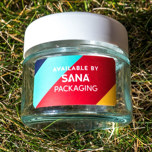 Sana Packaging Cannabis Jar Lid PT
