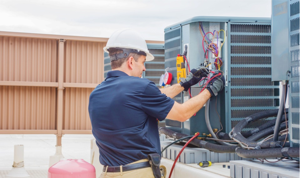 commercial HVAC installation, commercial ac repair