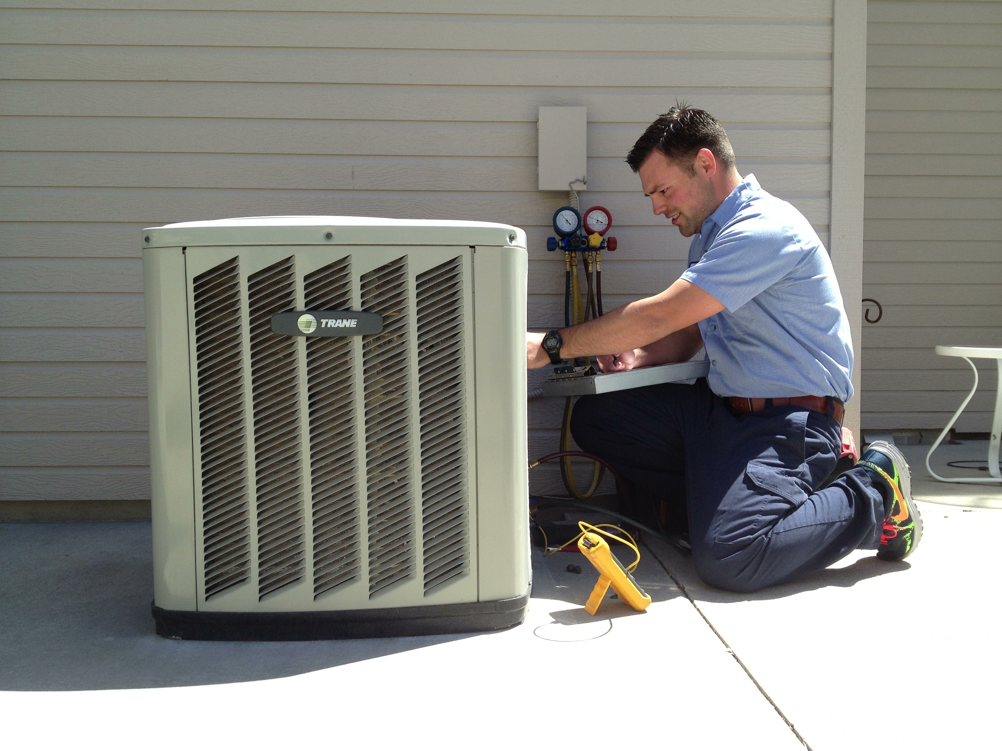 Air Conditioning Installation Los Angeles