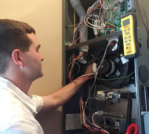 Furnace Heater Repair Los Angeles