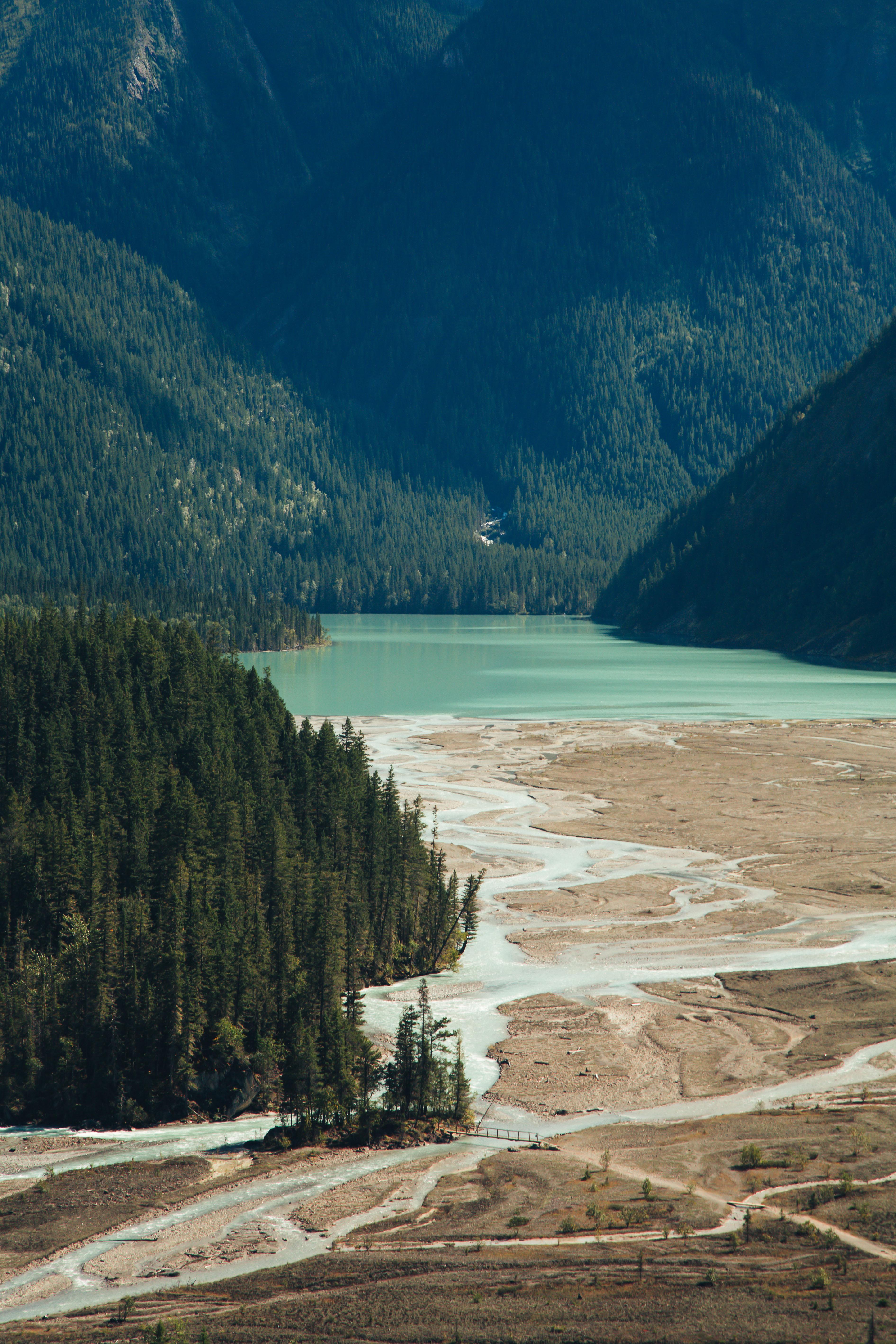Upper Joffre Lake, British Columbia, Canada