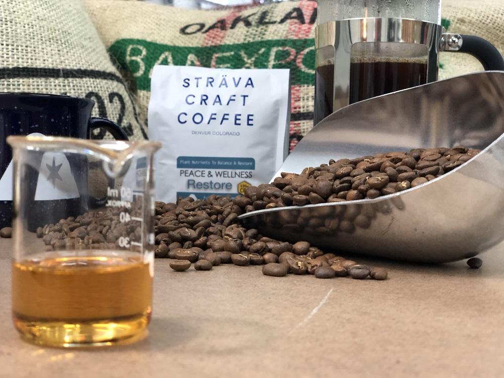 Growing a Cannabis business CBD Hemp Sträva Craft Coffee