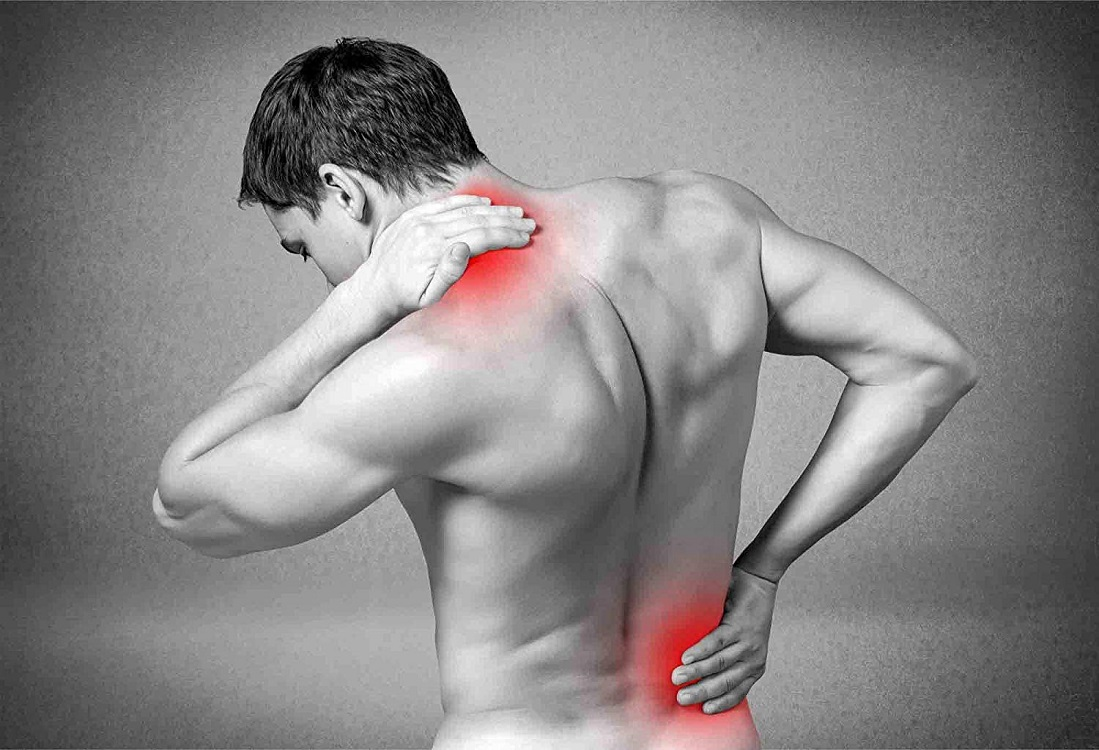 How cannabinoids can help with muscle pain