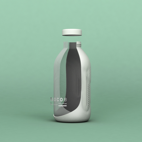 One bottle vision