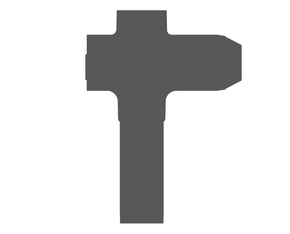 WAVE massage gun icon