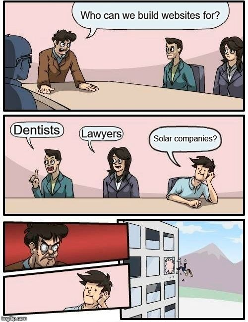 solar specialisation meme