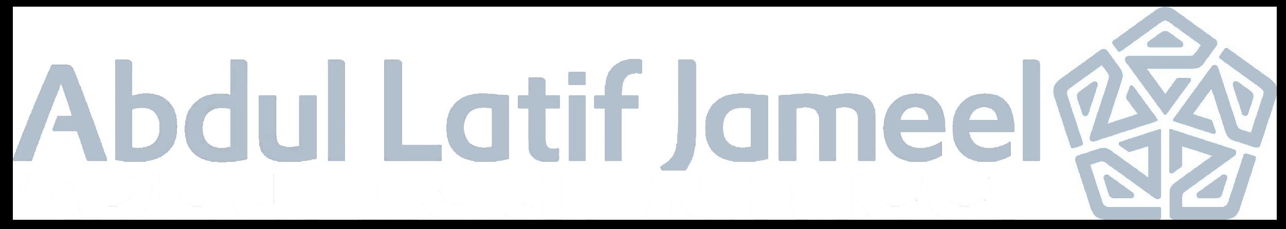 Abdul Latif Jameel grey logo