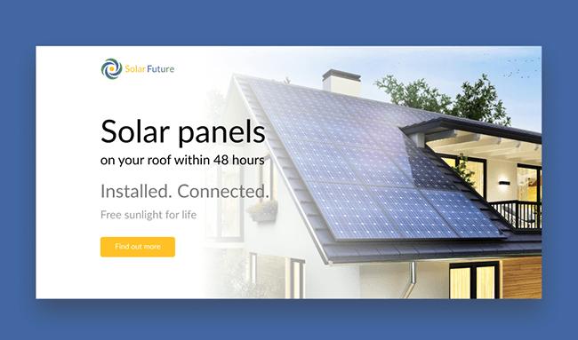 Solar Future residential