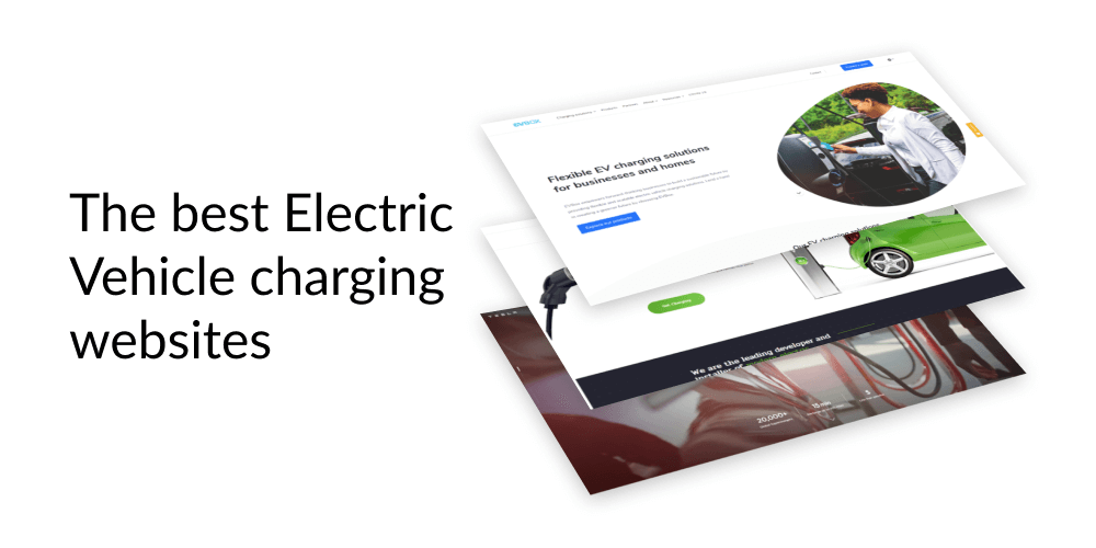Come and be inspired by the best electric vehicle charging websites on the web.