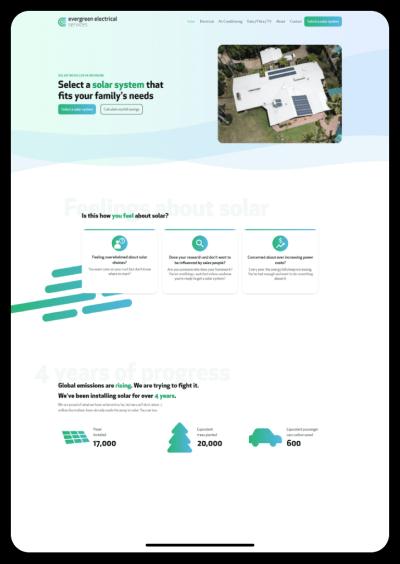Project iPad Image