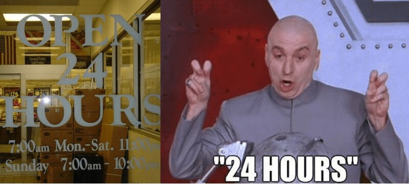 24 hour meme