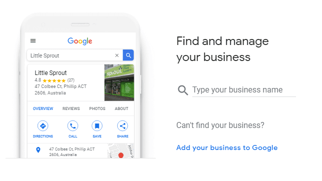 Buiness Name in Google Business Profile