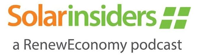 Solar insiders podcast