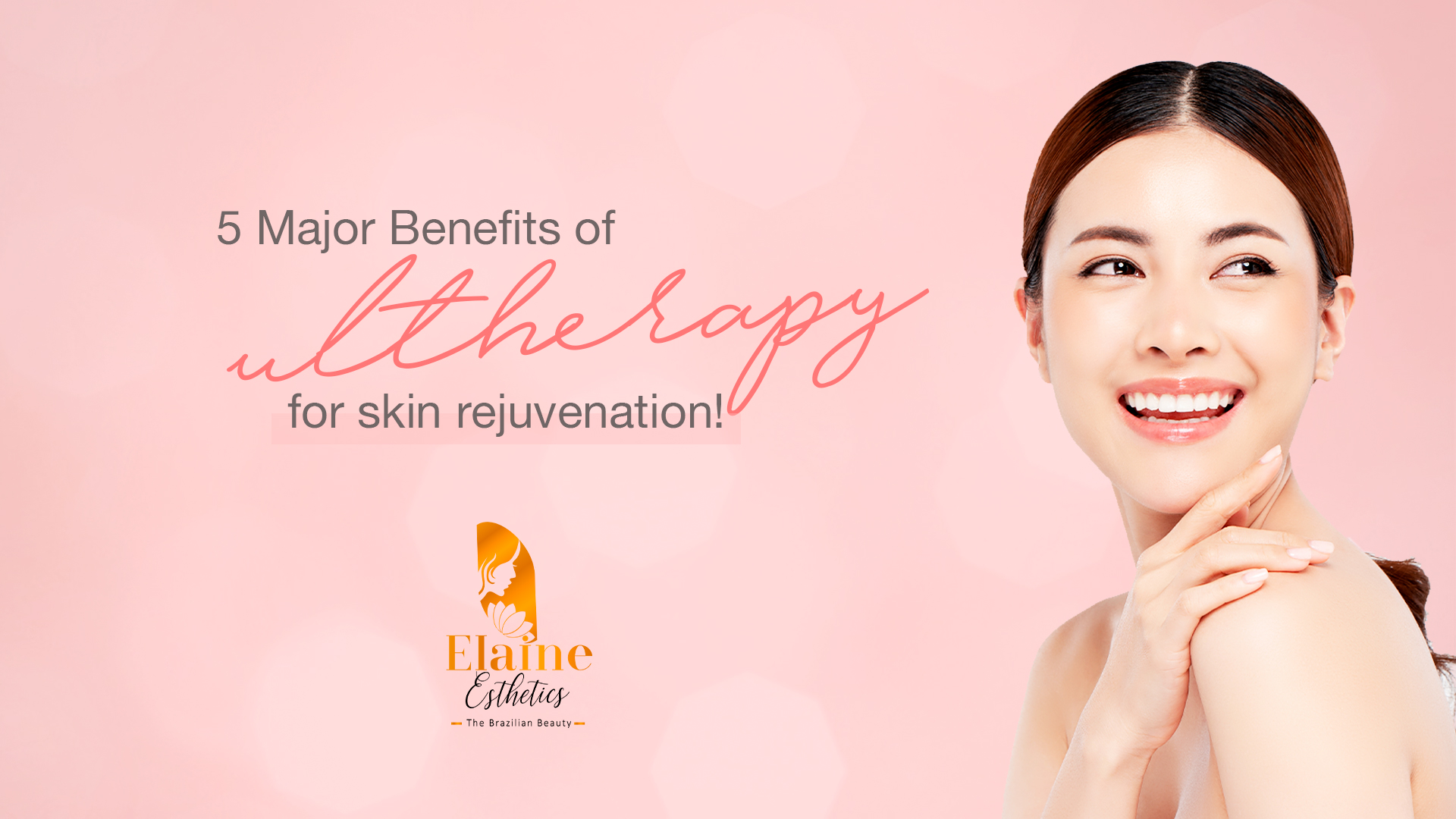 """Ulthera® is a non-surgical treatment designed to tighten facial tissue through deep heating of the skin. Using ultrasound energy, the innovative treatment works to stimulate the growth of both existing and new collagen..."""