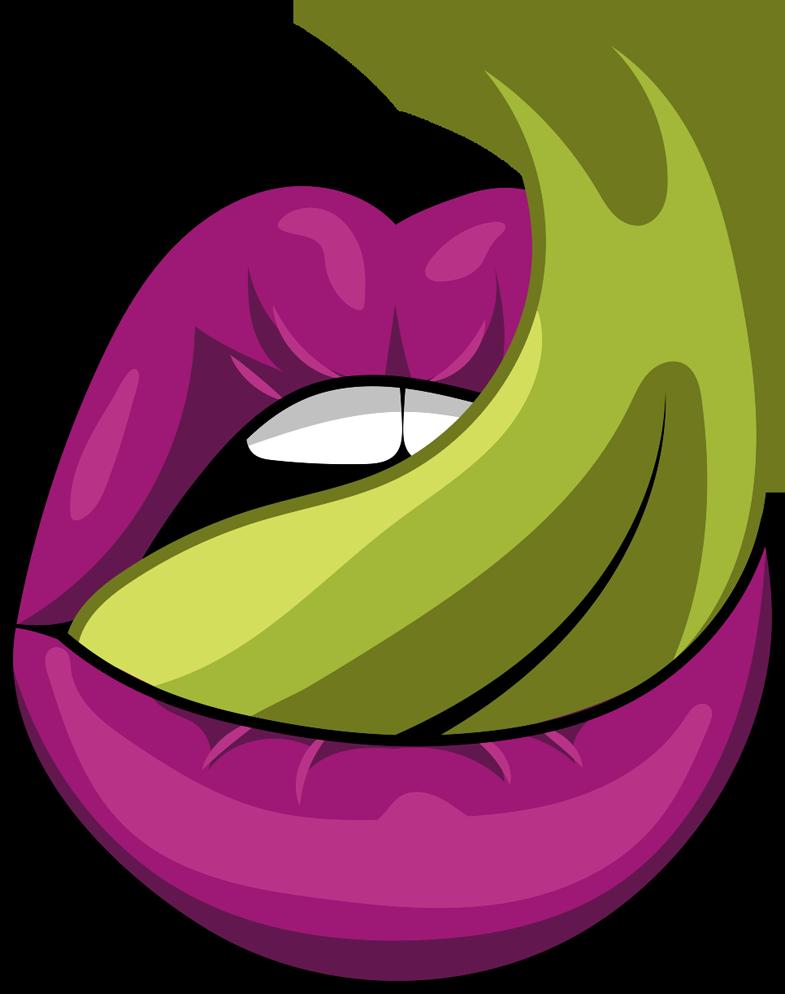 Disobey Pink & Green Logo