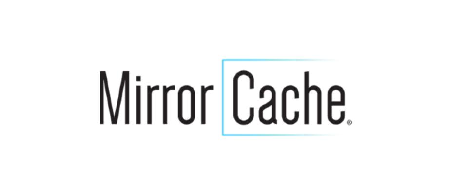 Mirror Cache logo