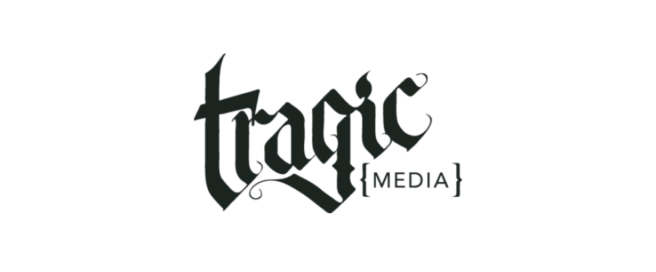 Tragic logo