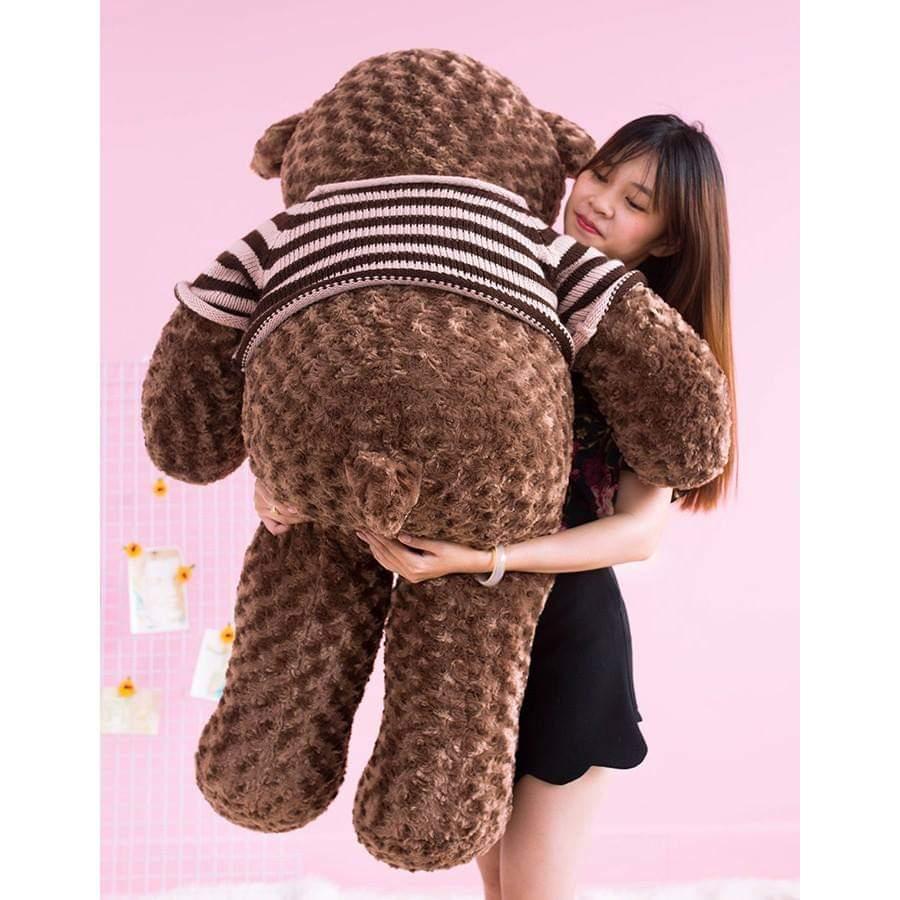 Gấu teddy 1m áo thun
