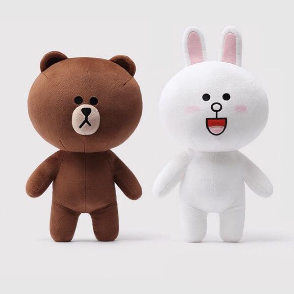 Cách chọn gấu bông Brown chính hãng đẹp nhất