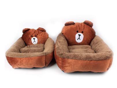 vì sao chọn gấu bông brown