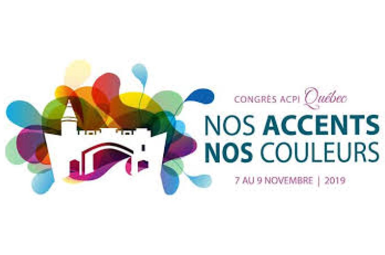 Congrès ACPI 2019