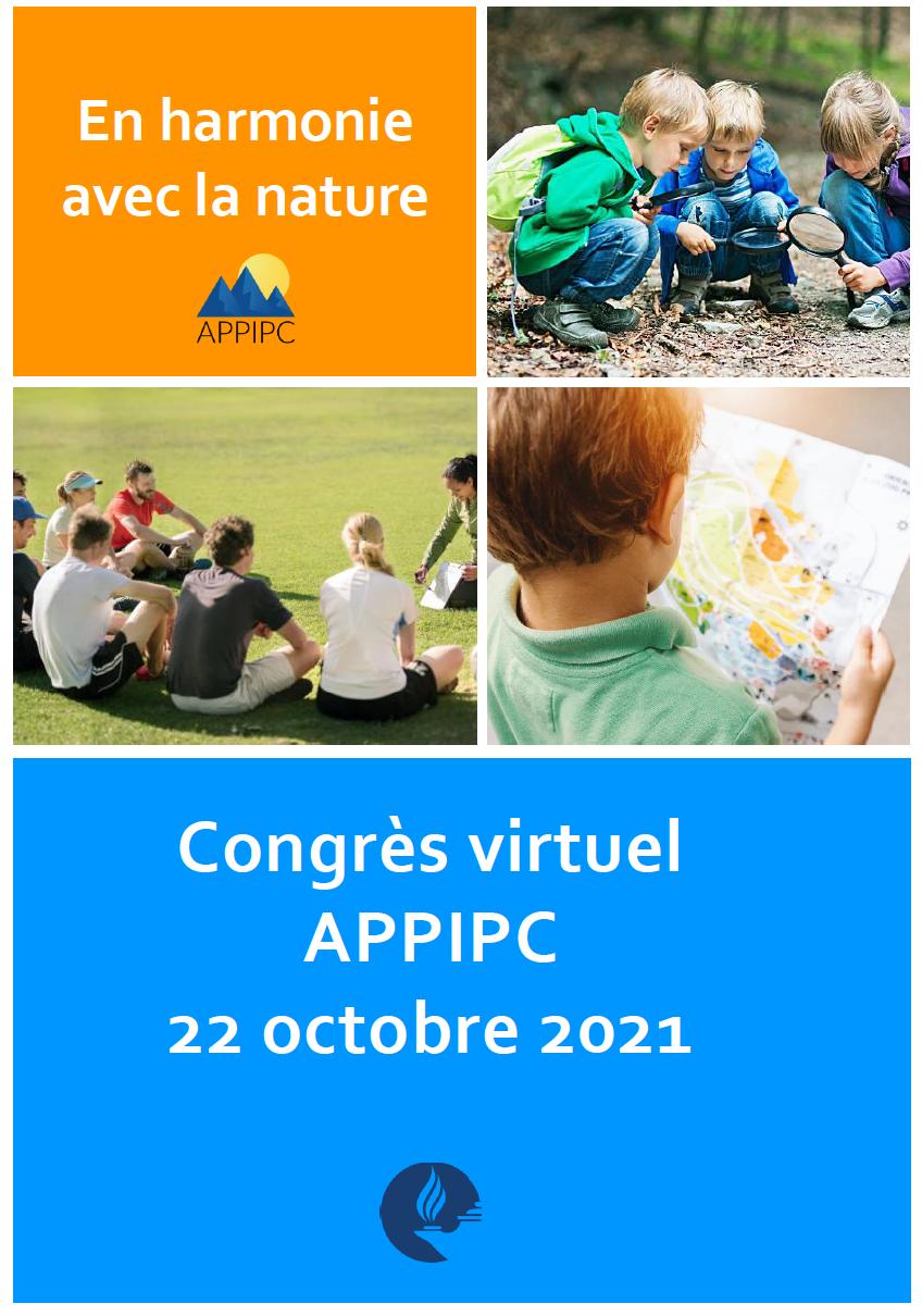 Congrès virtuel APPIPC 2021