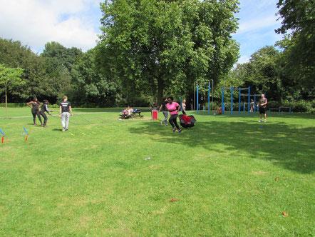 Outdoor Bootcamp in Dordrecht