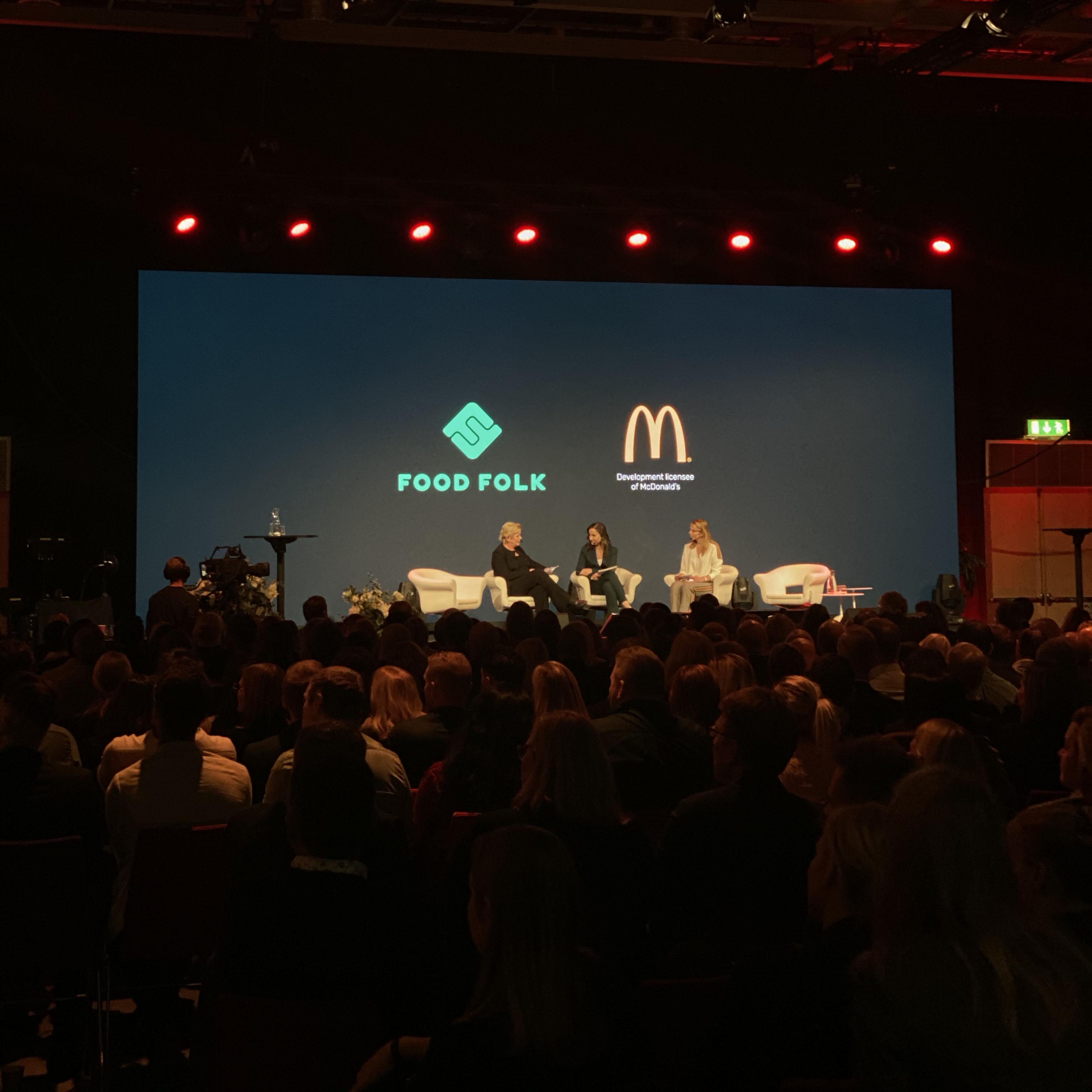 McDonald's Nordic Kick Off