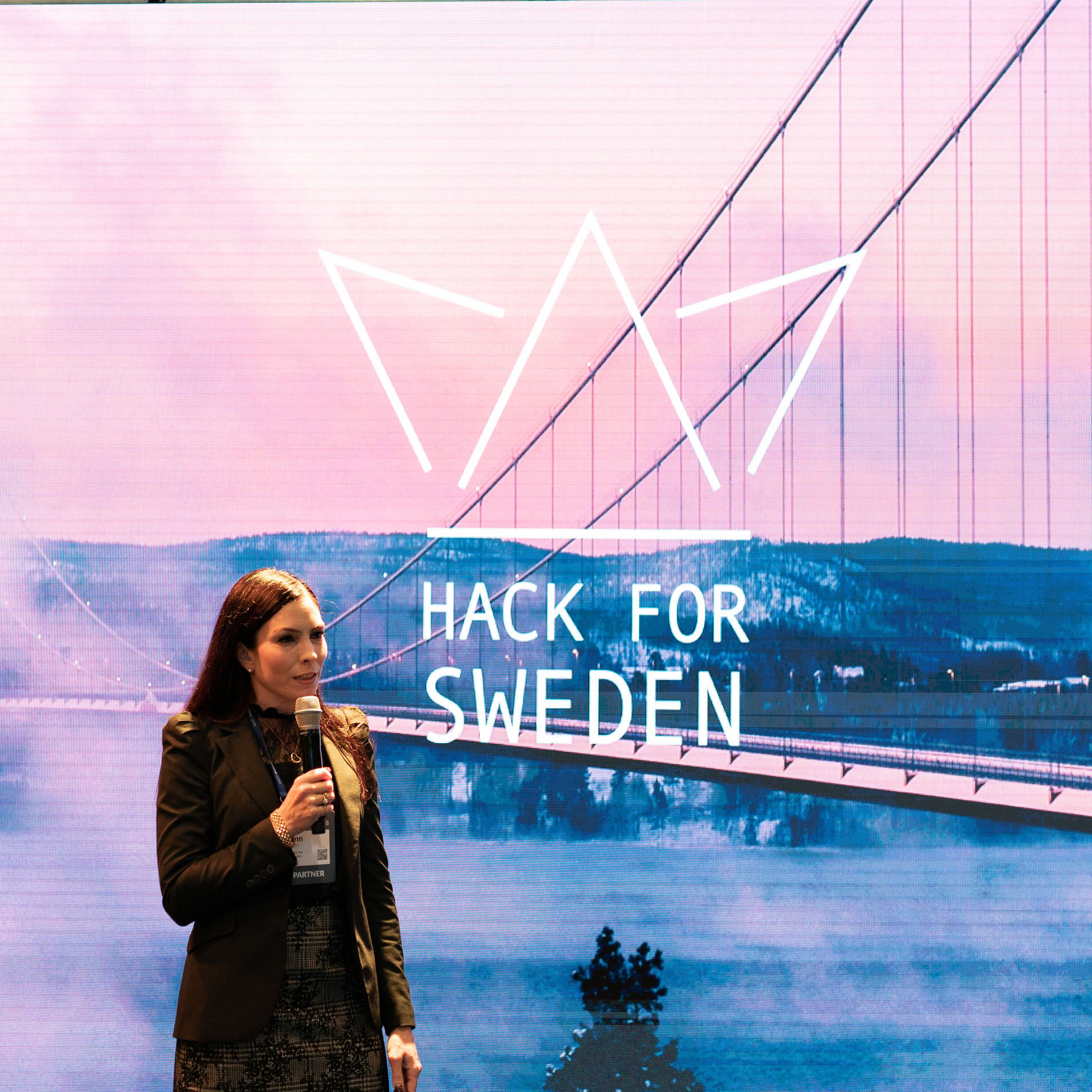 Hack for Sweden - Websummit