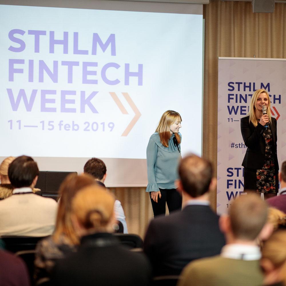 Sthlm Fintech Week 2019