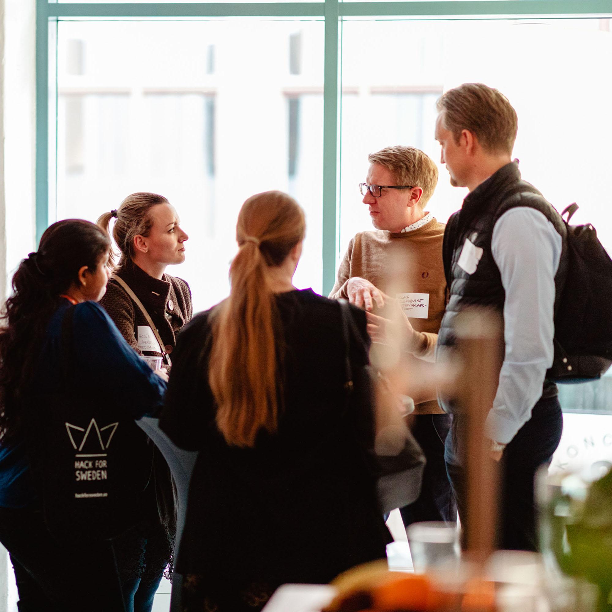 Hack for Sweden - Partner Meetup