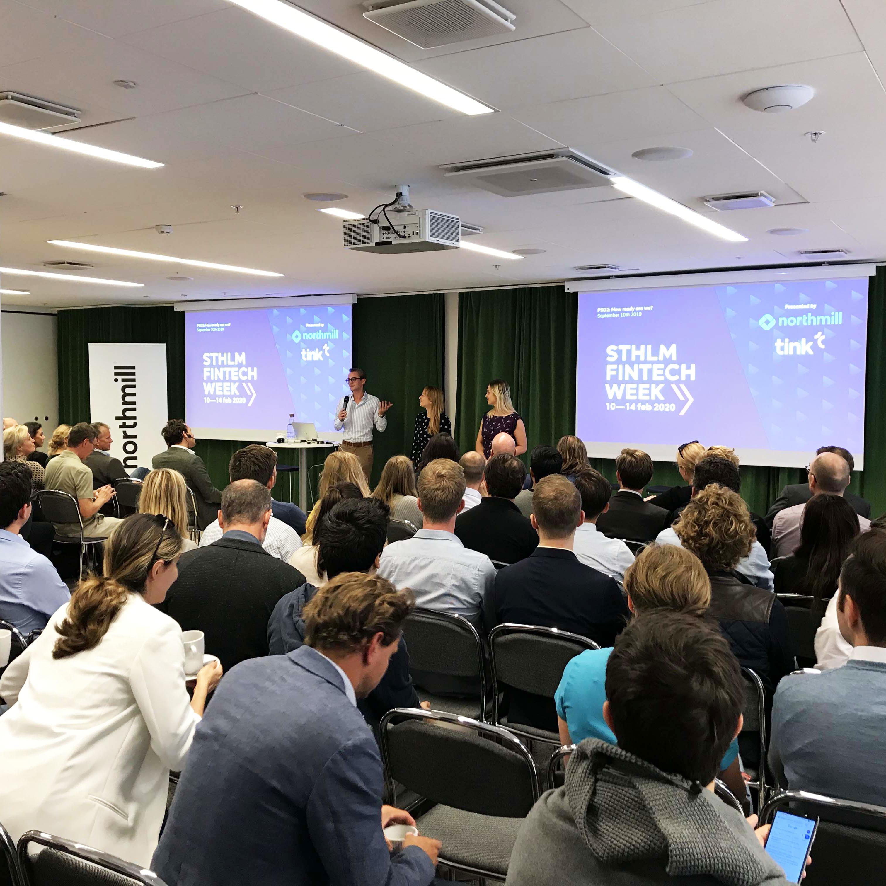 Sthlm Fintech Week Meetup