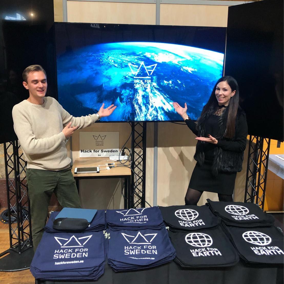 Hack for Sweden - GovTech Summit
