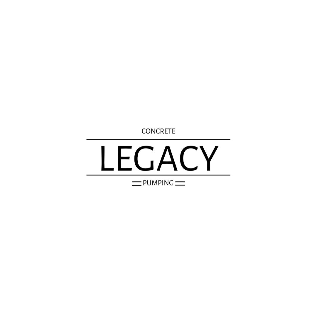 Legacy Concrete Pumping Logo