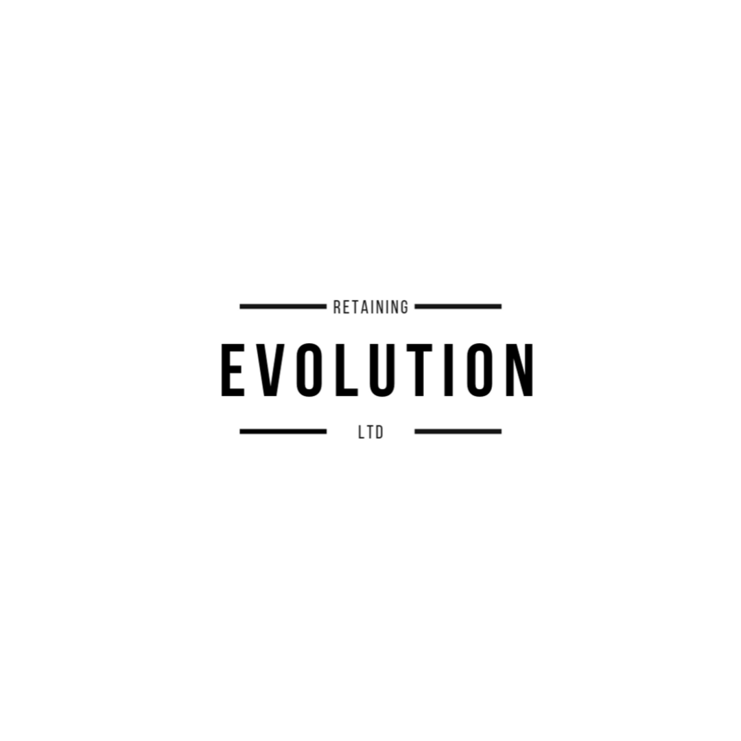 Evolution Retaining Logo