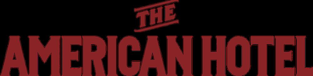 The American Hotel Logo