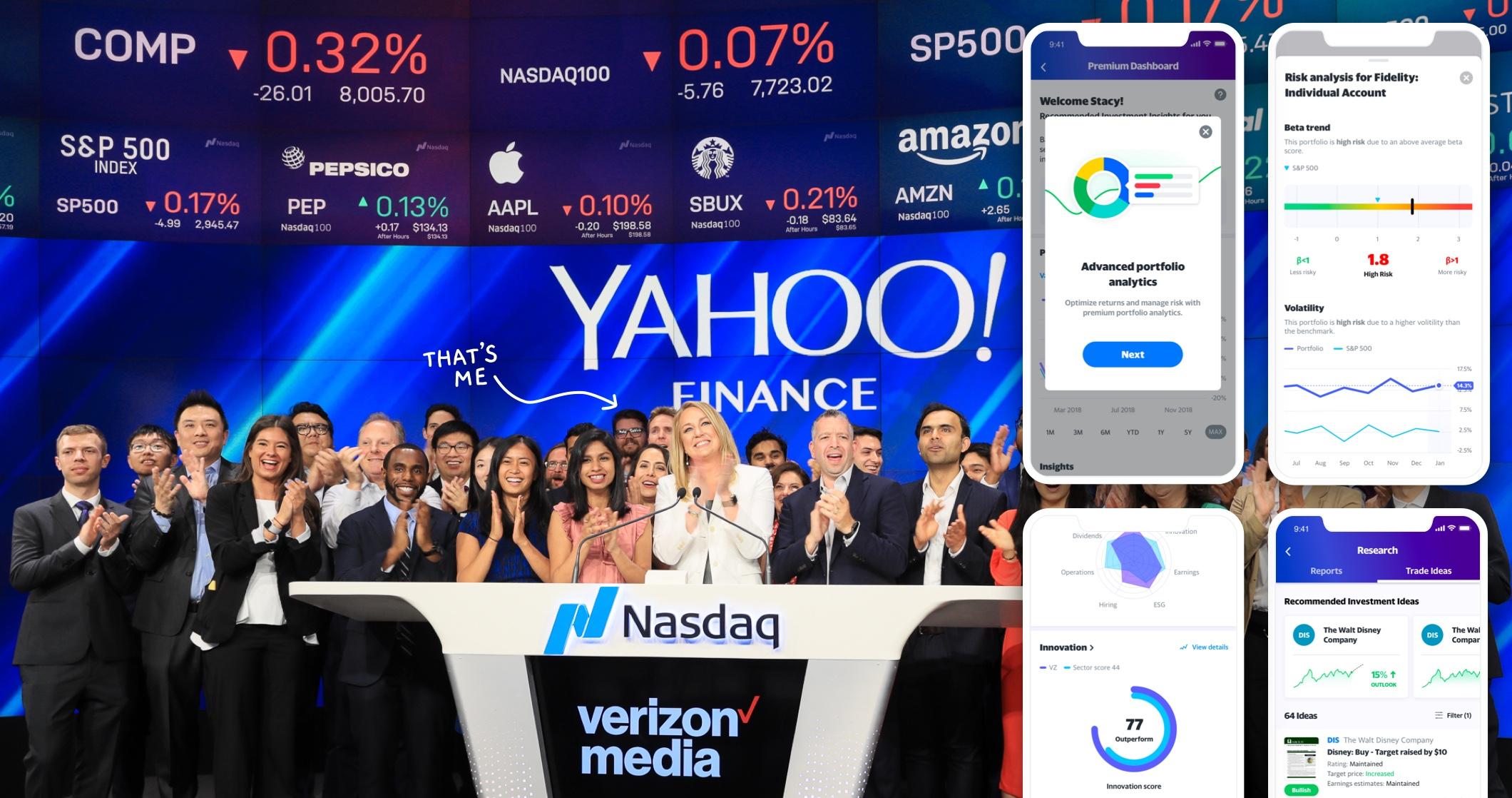 Yahoo! Finance Premium