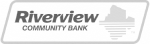Riverview Community Bank Logo Boomtown