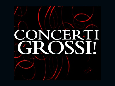 Concerti Grossi Cover: performing Bach, Brandenburg Concerto No. 3 with Sacramento Baroque Soloists