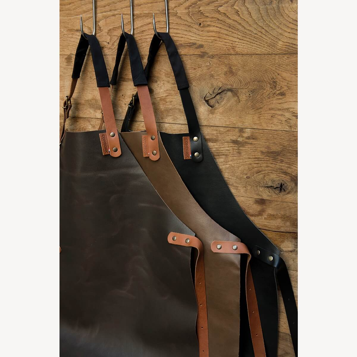 Leather Apron Rust