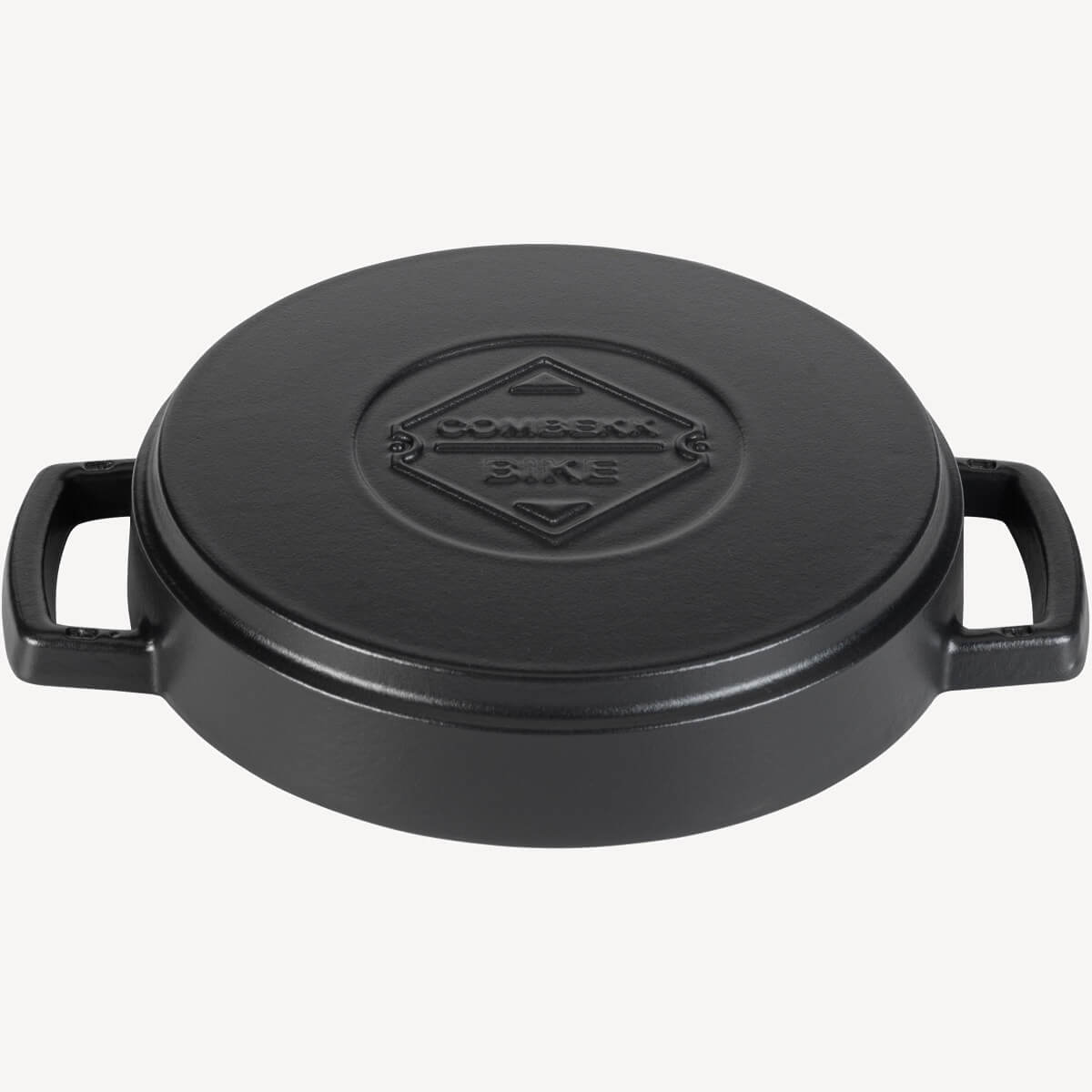 Fry Pan Double Handle Dark Grey 24CM
