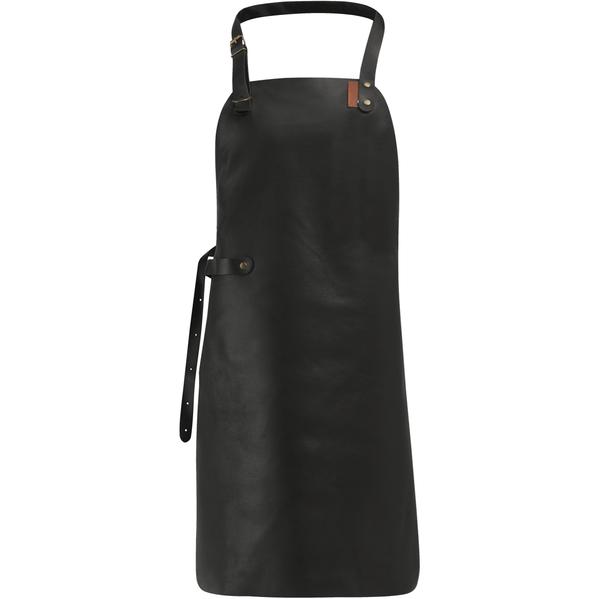 Leather Apron Black