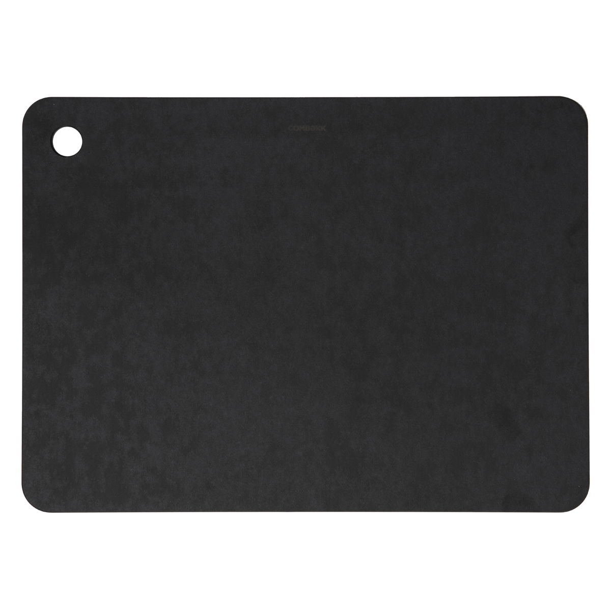 Recycled paper cutting board black 24 x 40