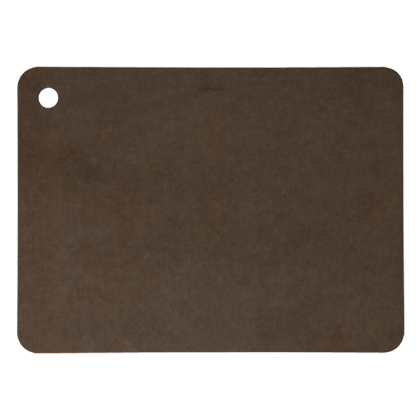 Recycled paper cutting board brown 24 x 40