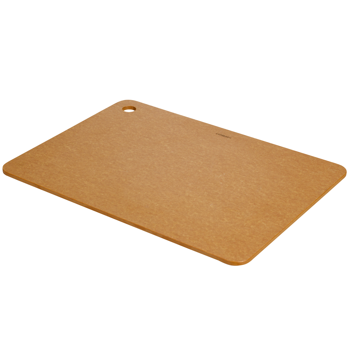 Recycled paper cutting board natural 24 x 40