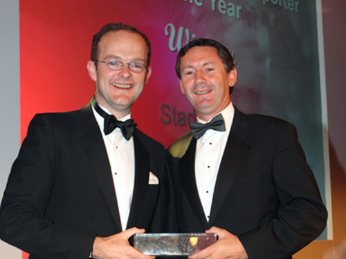 StadiArena wins 2 UKTI Awards