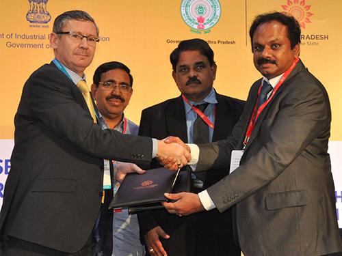 Amaravati Agreement Signed