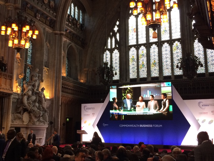 The Commonwealth Business Forum 2018