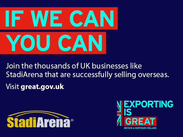 Department of International Trade Export Champion 2019/20