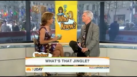 Bob on the Today Show